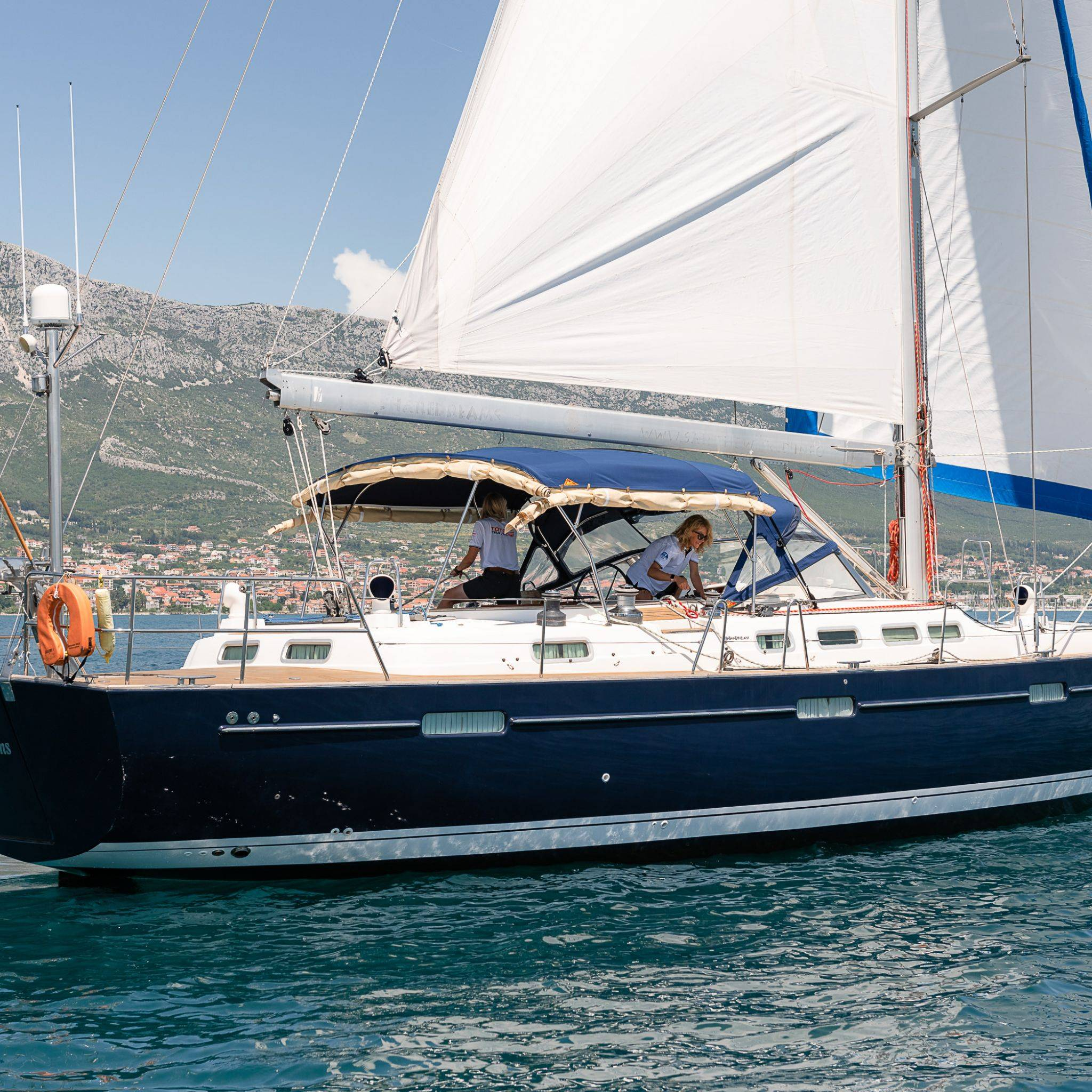 Luxury Sailing Trips