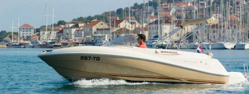 QUICKSILVER 520 Sport Bowrider