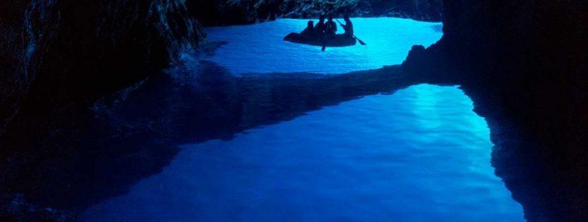 Blue Cave – 5 islands