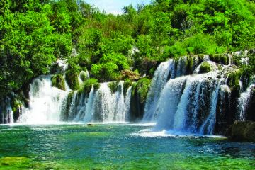 ECONOMY KRKA WATERFALLS