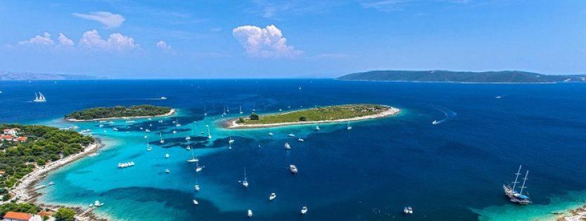 Blue lagoon – 3 islands