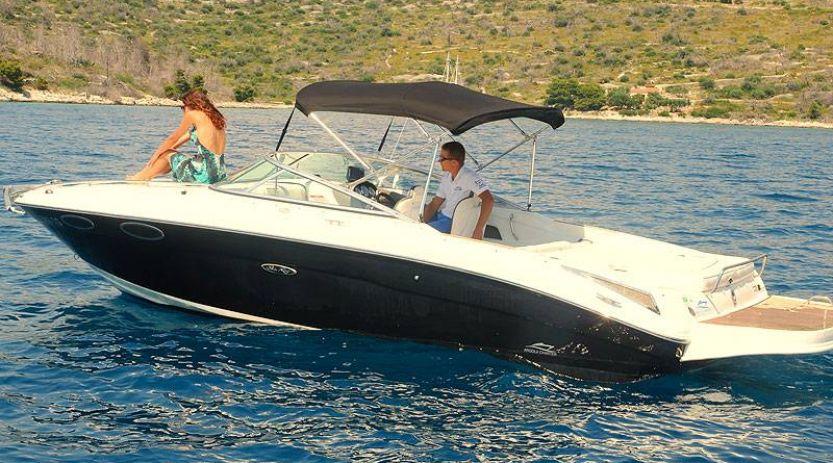 undefined - Excursion Split   SEA RAY 240 Sun Sport