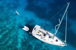 Half day sailing trips