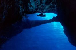 Blue Cave – 5 islands